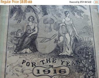 ONSALE One 1900s  Almanac