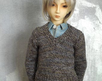 60-63cm SD BJD boy sweater Nature Boy