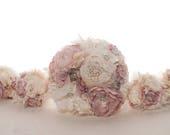 Custom wedding flowers, Balance for Jessica