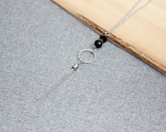 collier long