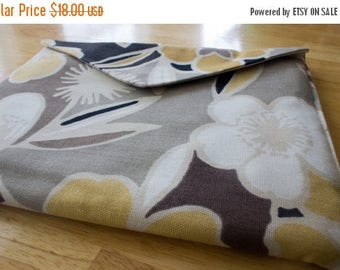 Floral iPad Envelope