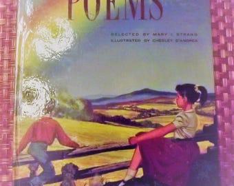 Favorite Poems A vintage Maxton Book 1958