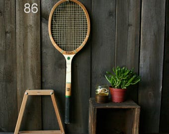Vintage Tennis Racket Sets Of Three Rackets