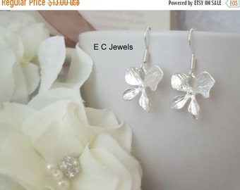 SHOP SALE Orchid Earrings
