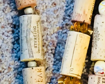 Decorative Wine Cork Garland