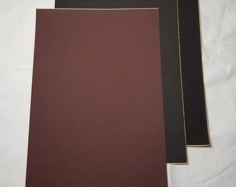Match Striker Sheets - Match Strike Paper - Regular