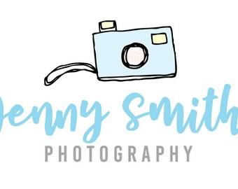 Premade Photography Business Logo Design