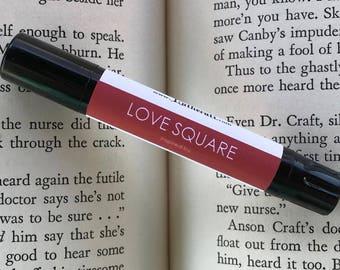 Love Square Solid Perfume Stick