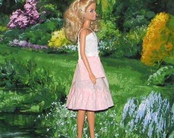 OB-MIX-05) Original Barbie doll clothes, 3 outfits