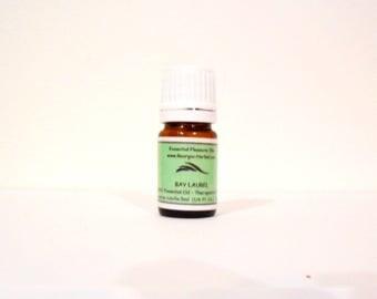 Bay Laurel Essential Oil       100% Essential Oil        Laurus nobilis  U Pick Size     Free Ship