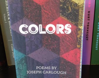 COLORS - a small book of poetry