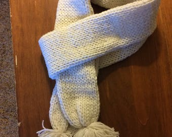 Double thick, Extra long Wrap around Scarf