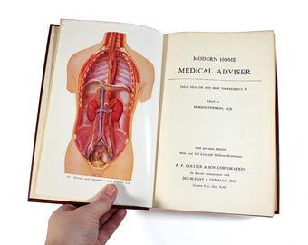 1956 Modern Home Medical Adviser - Morris Fishbein, M.D.