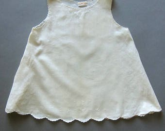 Vintage Batiste Cotton Embroidered Baby Dress Handmade Lawn Summer Dress Philippines
