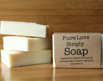 Natural Simply Soap/cold pressed Soap