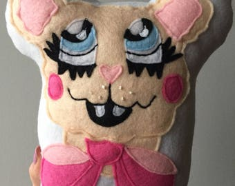 Mr. Soft Serve Plush Cry Baby Replica