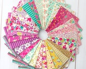 SAMPLE SPREE - Looking Forward by Jen Kingwell - Fat Quarter Bundle - Full Collection