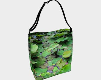 Lily Pond Day Tote