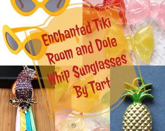 Enchanted The Room and Dole Whip Sunglasses by Tart