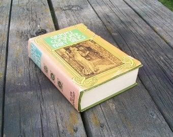 Vintage Book Grimm's Complete Fairy Tales 1975