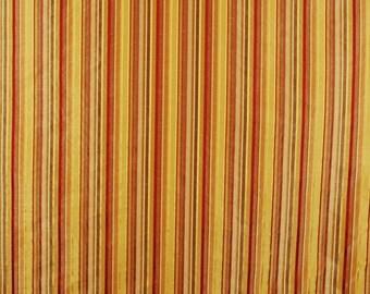 Wimberly Salsa Striped Fabric
