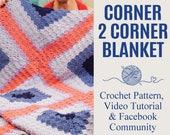 Corner To Corner Blanket ...