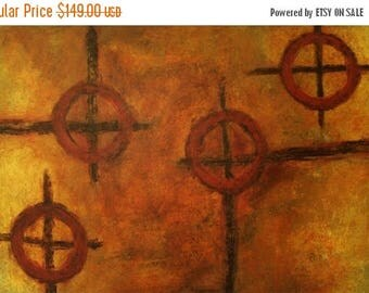 17% OFF /ONE WEEK Only/ Super Sale 20 Percent off sale Meaning of Time - Over 6 ft enormous abstract by Paul Juszkiewicz