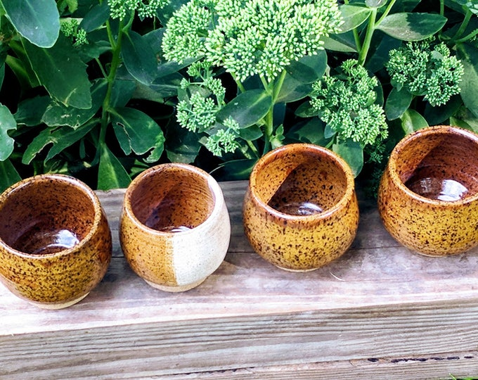 Whiskey Tumblers, handmade cups,holiday parties,drinking vessels,cups, glasses, shot glasses - Made to order