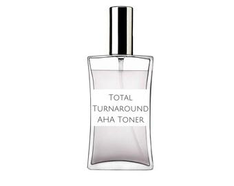 Total Turnaround  - AHA Toner
