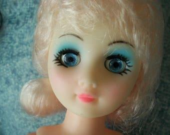 Packaged 15-Inch Fashion/Craft Doll Strawberry Blonde Variation