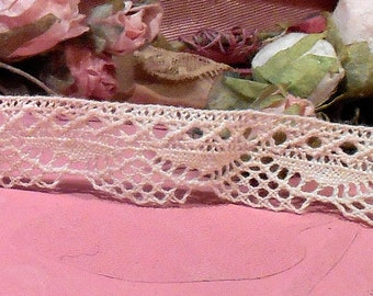 Antique Lace 1920s Bobbin Beading Trim