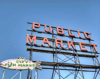 A Morning at Pike Place