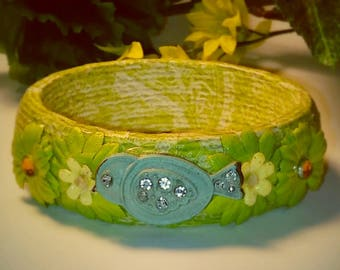 Handmade Creative Jewelry Bangle