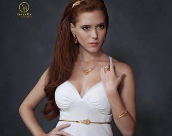 SALE - Wedding belt sash-bridal sashes, Gold Bridal Belt Sash,Gold Peacocks feather Belt with White Pearls,Wedding Gown Belt, Bridal Belt