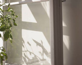 Shadow Shapes - Fine Art Photograph, apartment, window, sunlight