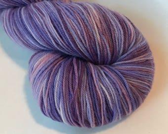 POSH II Merino, cashmere, nylon fingering yarn, Maria