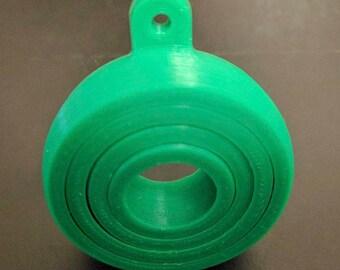 3D Printed Fidget Gyro