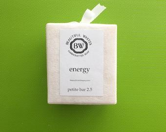 Petite Energy Soap | Cold Process | Plant Based