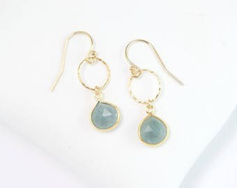 Earrings - Small Drop