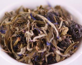 1 oz. Blueberry White Tea