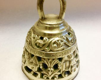 Large Church Sanctuary Brass Bell Apostle Sanctus Bell Evangelist Catholic