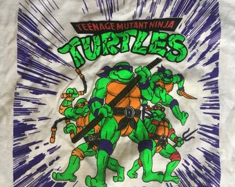 Vintage Teenage Mutant Ninja Turtles t shirt xl