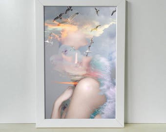 ETHEREAL-- Modern Contemporary Fine Art Photography Print