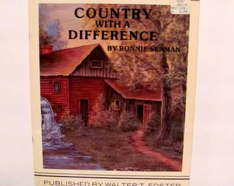 Country With a Difference by Bonnie Seaman Book