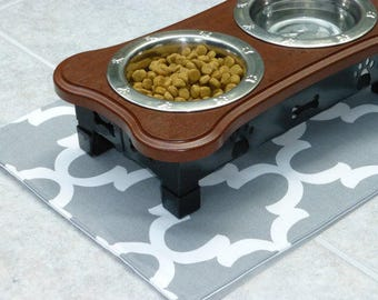placemat for pet food mat for pet pet placemat for pet dog food