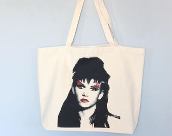 """Fabulous Stains """"Corrine"""" Oversized Weekend Tote Bag"""