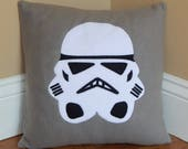 Storm Trooper Pillow