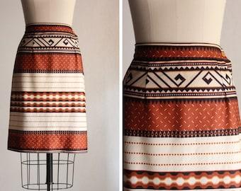 1970s Sedona Skirt