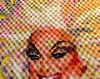 Divine | Divine John Waters Art | Drag Queen Artwork | Gay Icon