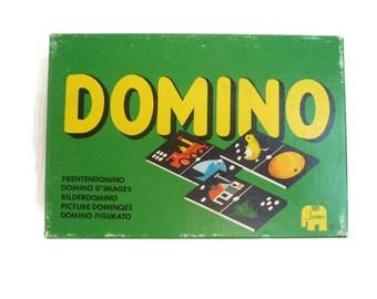 Dominoes game picture dominoes domino set vintage domino retro game vintage kids game childrens domino picture domino game